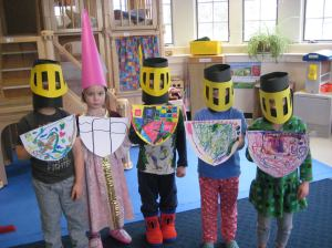Shelburne Nursery 4 yo class